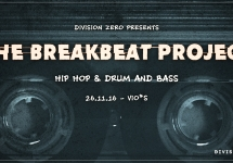 Titelbild Breakbeat Project